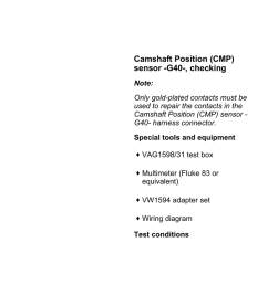 camshaft wire diagram [ 1024 x 791 Pixel ]
