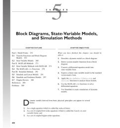 block diagram differential equation [ 838 x 1024 Pixel ]