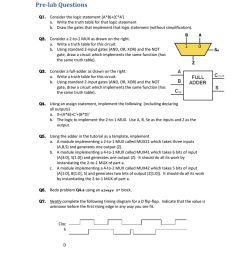consider the logic statement a b c a a write the truth table for that logic statement b draw the gates that implement that logic statement without  [ 791 x 1024 Pixel ]