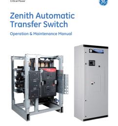 zenith transfer switch wiring diagram [ 791 x 1024 Pixel ]