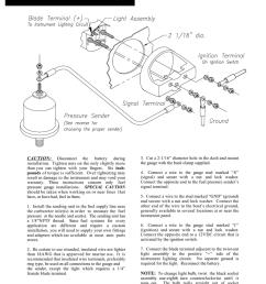 2 wire fuel gauge diagram [ 791 x 1024 Pixel ]