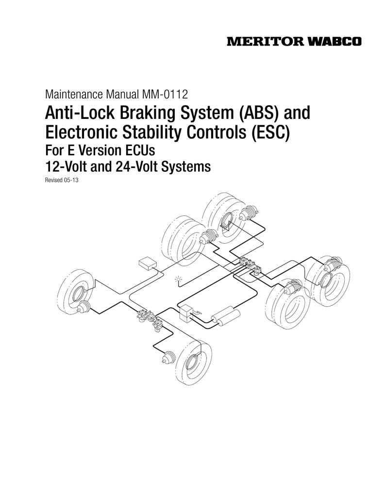 medium resolution of mm 0112 meritor wabco wiring diagram as well meritor wabco abs valves on wabco abs trailer