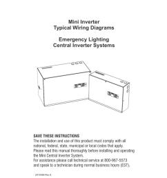 emergency wiring diagram [ 1024 x 791 Pixel ]