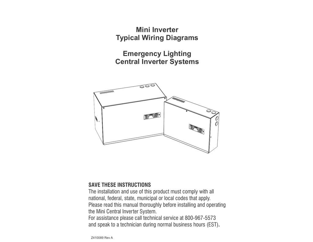hight resolution of emergency wiring diagram