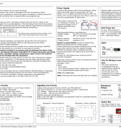 power supply notification appliance [ 1024 x 785 Pixel ]