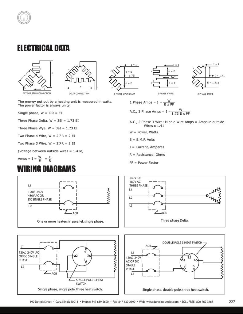 medium resolution of 480v 1 phase wiring diagram