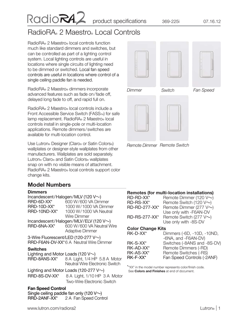 hight resolution of lutron fan speed control wiring diagram