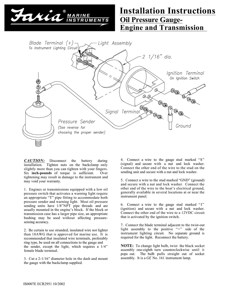 hight resolution of farium outboard tachometer wiring diagram