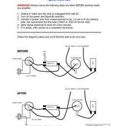 converting 2 prong to 3 prong grounded plug typical fender style warning always insure the following steps are taken before working inside any amplifier  [ 791 x 1024 Pixel ]