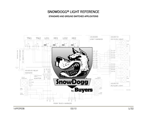 small resolution of snowdogg light light reference referencesnowdogg plow lights wiring diagram 17