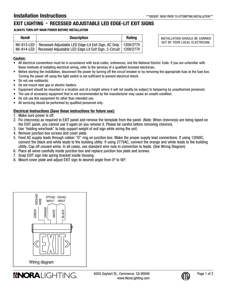 hight resolution of wiring diagram 277v led recessed lighting