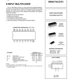 multiplexer 8 to 1 logic diagram [ 791 x 1024 Pixel ]