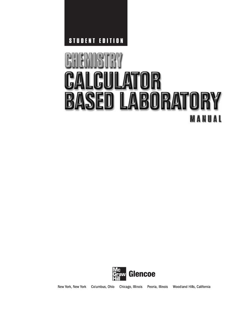 CBL Lab Manual, SE