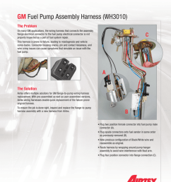 gm fuel pump assembly harness wh3010 buick lesabre fuel pump wiring further gm fuel pump harness connector [ 791 x 1024 Pixel ]