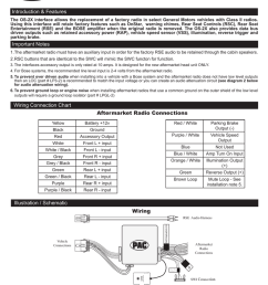 Onstar Schematic - onstar wiring diagram free picture ... on