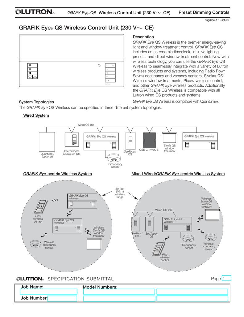 hight resolution of lutron grafik eye wiring diagram