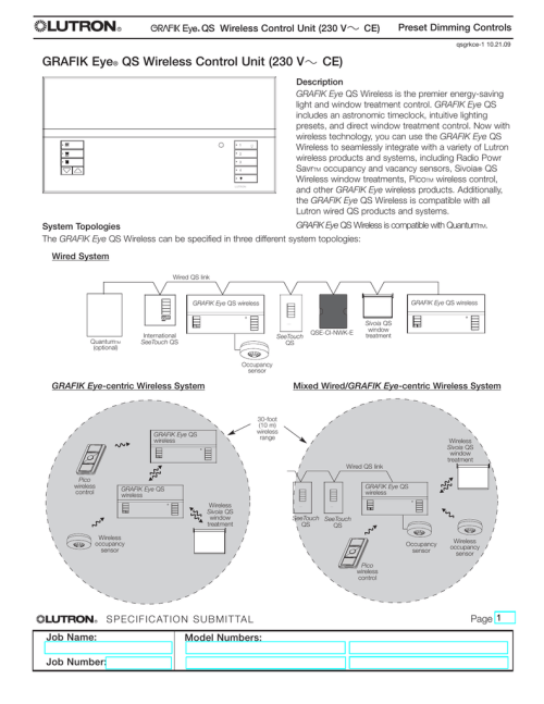 small resolution of lutron grafik eye wiring diagram