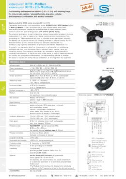 Liebert RDU-A Intelligent Monitoring Solution