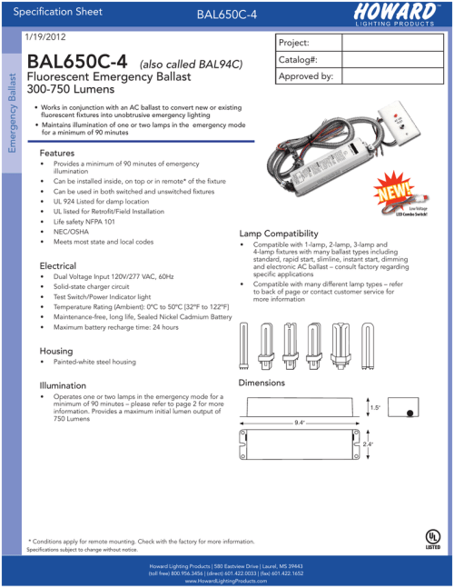 small resolution of typical wiring diagram 4 lamp ballast