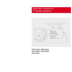 Rotork Wiring Diagrams Pirate Ship Inside Diagram Install Iq 91 Toyskids Co Pdf 25 Images Honeywell Abb