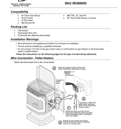 wiring a thermostat to a pellet stove wiring diagram blog thermostat wiring for pellet stove thermostat [ 791 x 1024 Pixel ]