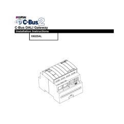 Cbus Dali Wiring Diagram S Plan Plus With Underfloor Heating Gateway