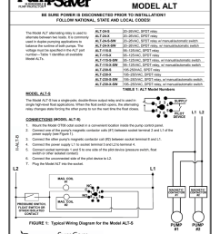 installation instructions for symcom s model alt be sure power is disconnected prior to installation follow national state and local codes  [ 791 x 1024 Pixel ]