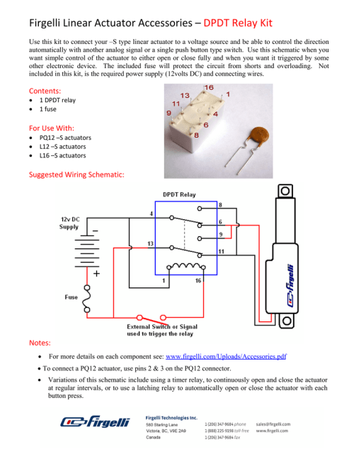 small resolution of double pole relay wiring diagram