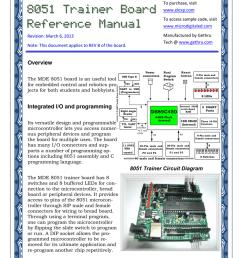 8051 board circuit diagram [ 791 x 1024 Pixel ]