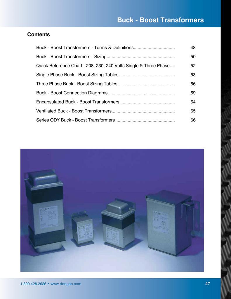 medium resolution of buck boost transformers contents buck boost transformers terms definitions 48 buck boost transformers sizing