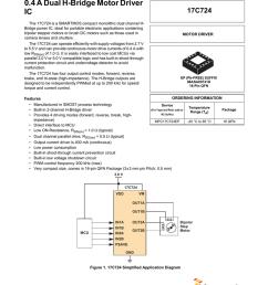 h bridge ic pin diagram [ 791 x 1024 Pixel ]