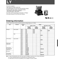 omron ly4n relay wiring diagram pt08 0 omronrh studylib net  [ 791 x 1024 Pixel ]