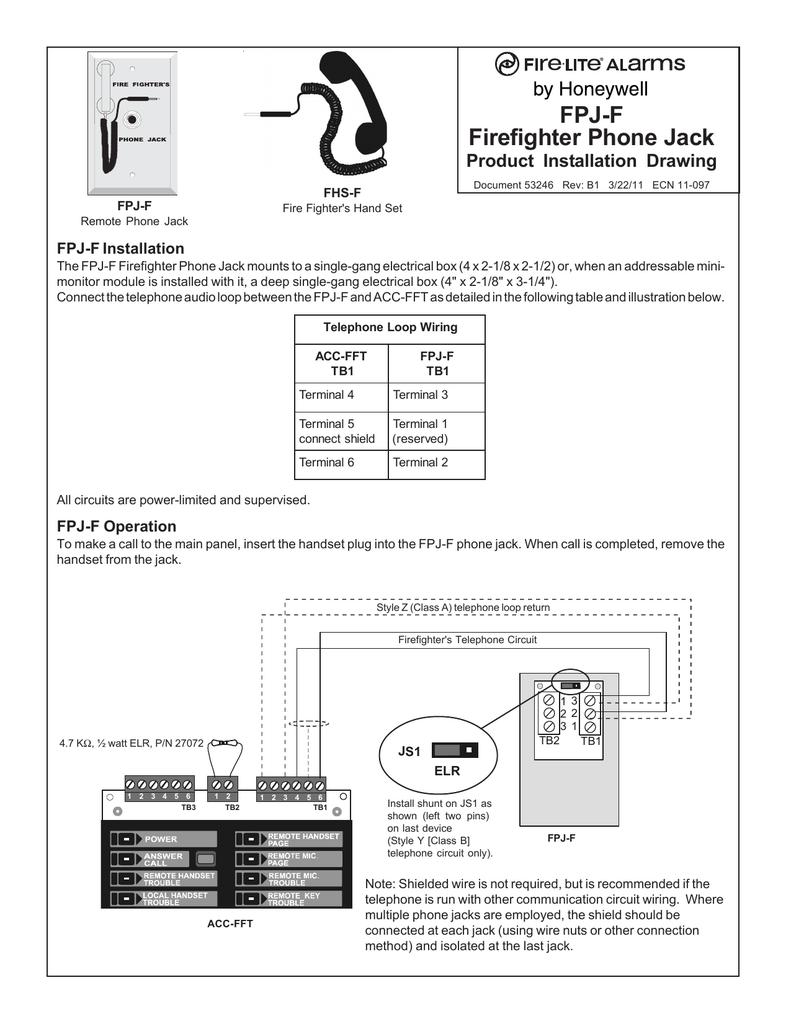 medium resolution of phone jack wiring description