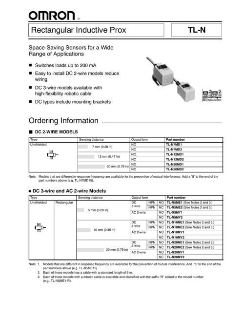 small resolution of omron proximity switch wiring diagram