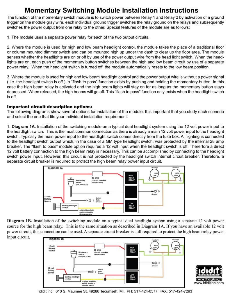 medium resolution of 12v switching power relay diagram