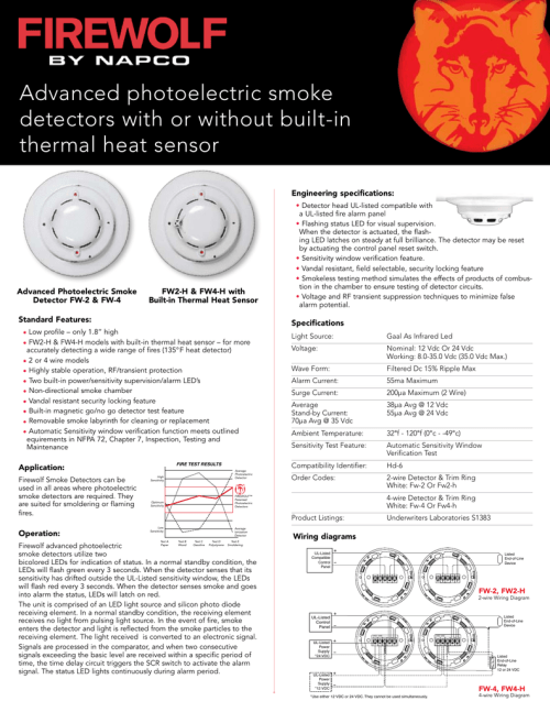 small resolution of smoke detector wiring diagram for 4