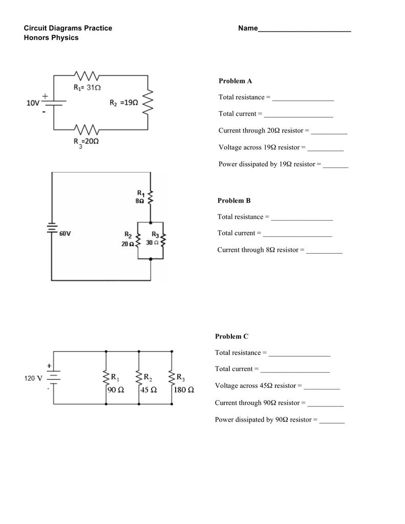 medium resolution of circuit diagram resistor