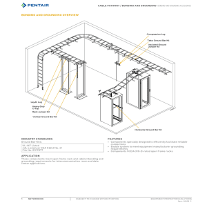 Grounding Lug Installation Instruction