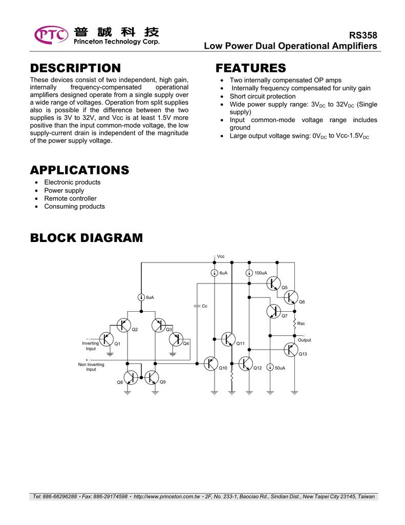 hight resolution of short block diagram