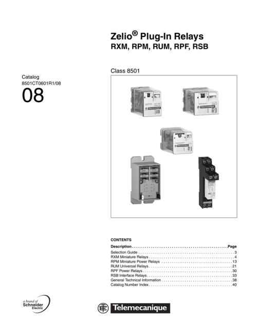 small resolution of zelio plug in relaysrelays class 8501 8 pin wiring diagram 6