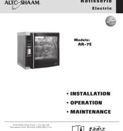 alto shaam wiring diagram [ 791 x 1024 Pixel ]