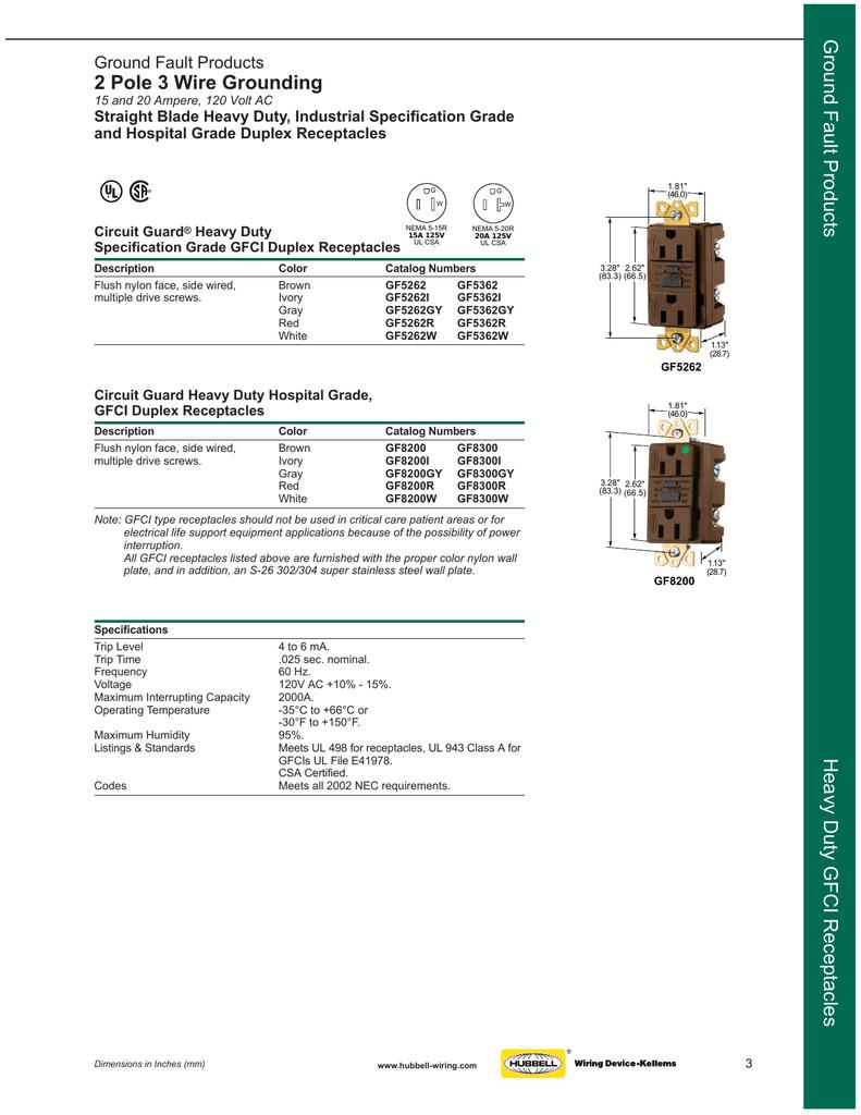 hight resolution of diagram 3 wire gfci duplex schematic