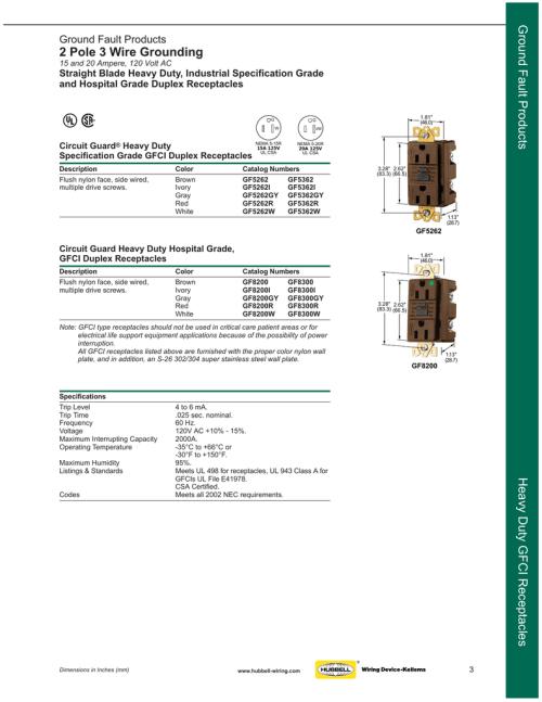 small resolution of diagram 3 wire gfci duplex schematic