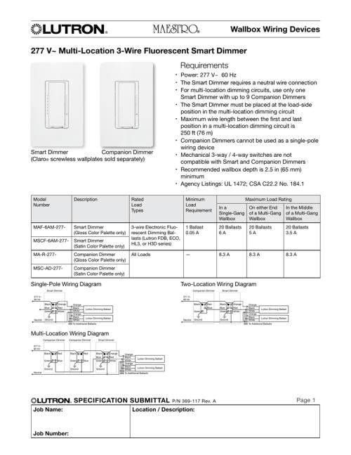 small resolution of multi location wiring diagram lutron ma r
