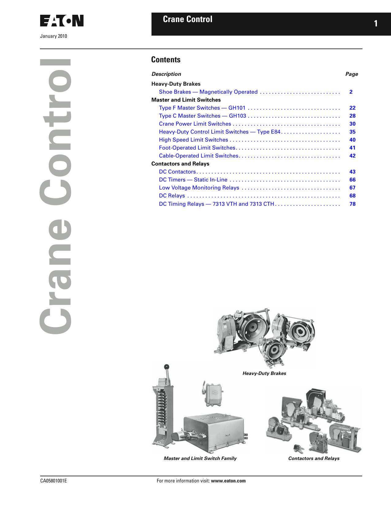 Crane Control