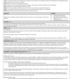 SAMPLE LESSON PLAN (6th Grade Science) STANDARD CCSS [ 1024 x 791 Pixel ]