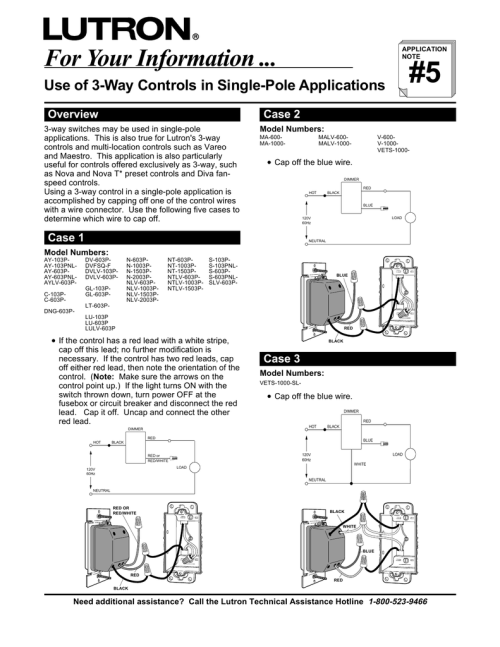 small resolution of lutron 603p wiring diagram