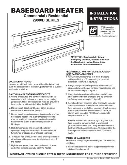small resolution of wiring baseboard heater in series