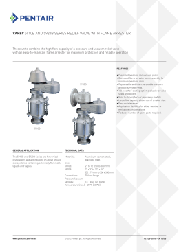 Series Powder Discharge System (PDS) Ball Valves (English)