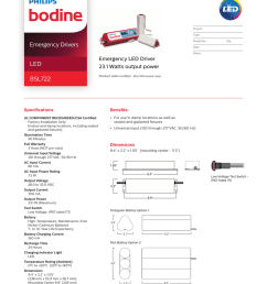 bodine led wiring diagram wiring diagram operations phillips drivers wiring diagram led [ 791 x 1024 Pixel ]